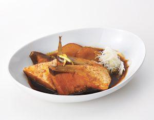 ぶり大根煮定食のイメージ