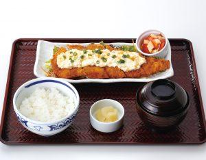 鱈カツ南蛮定食のイメージ