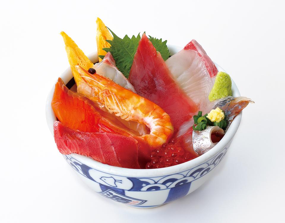 海鮮源ちゃん丼