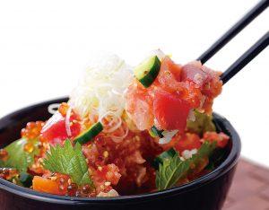 特上 海鮮贅沢丼のイメージ