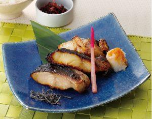 銀だら西京焼き定食のイメージ