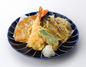 天ぷら盛合せのイメージ