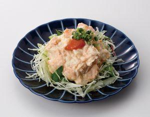 明太ポテトサラダのイメージ