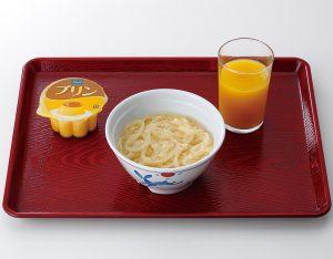 キッズかき玉うどんセットのイメージ