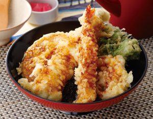 大海老穴子天丼のイメージ