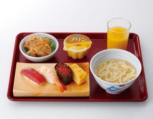 キッズお寿司セットのイメージ