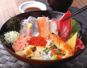 海鮮源ちゃん丼のイメージ
