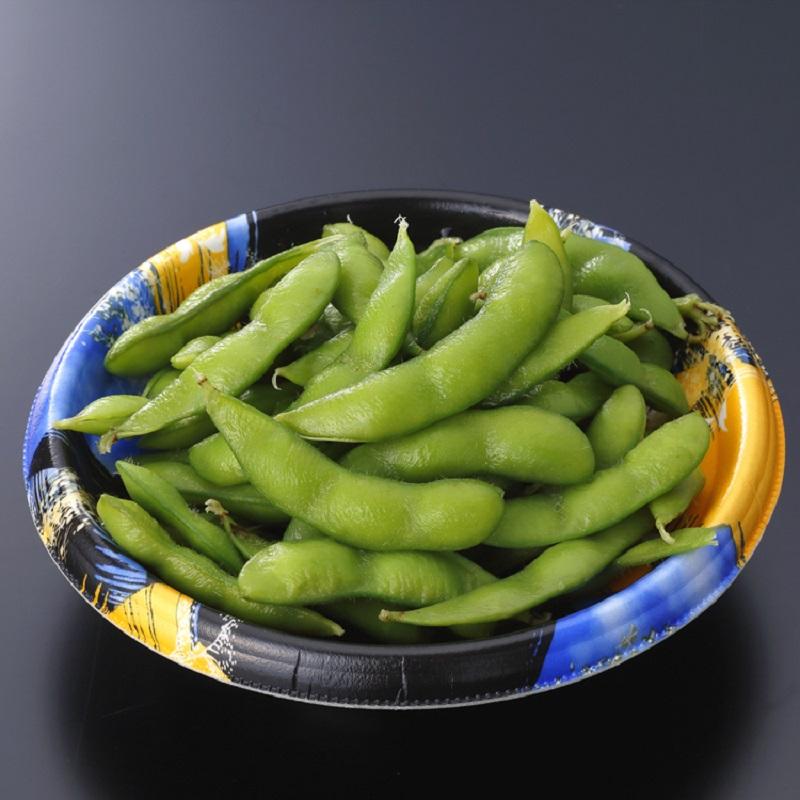 朝もぎ枝豆