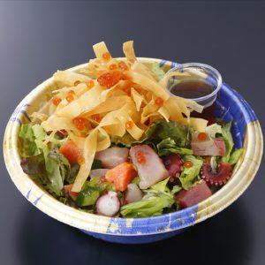 海鮮源ちゃんサラダのイメージ