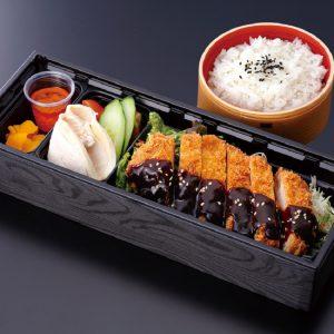 特選・熟成豚使用 味噌カツ御膳のイメージ