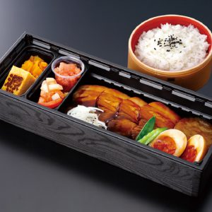 特選・豚の角煮 健康黒酢御膳のイメージ